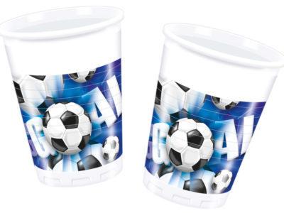 Plastik joogitops (8tk)
