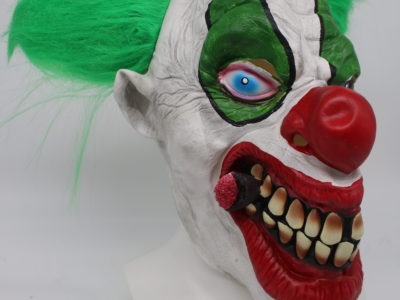 Lateksist mask Kloun6