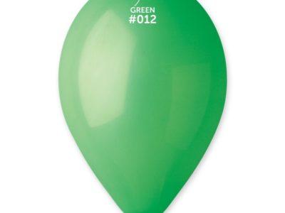 Kummist õhupall roheline (12)
