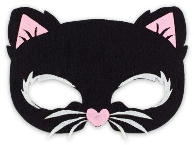Vildist mask kass