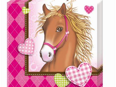 Salvrätikud hobused (20tk)