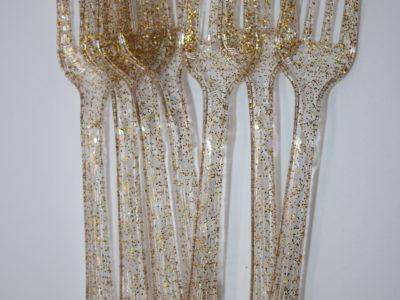 Plastikust kahvlid 20tk, 17cm