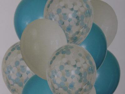Kummist õhupallid 10tk