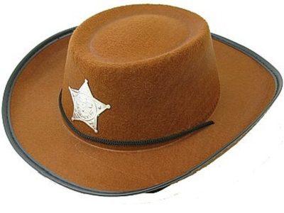 Sheriff  müts S suurus