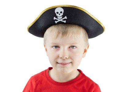 Piraadi müts  lastele