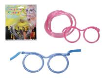 """Joogikõrred """"prillid"""""""