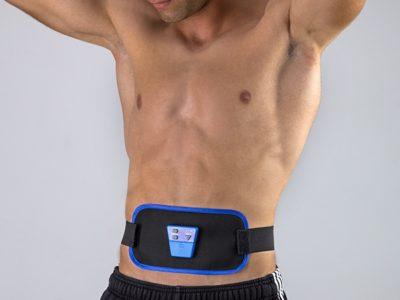 Elektriline lihaste treenimis vöö
