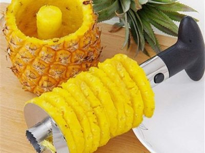 Ananassi lõikur 24*10cm   TV Toode