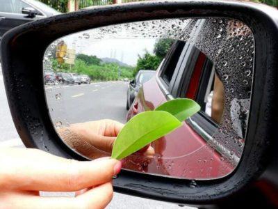 Veekindel kattekile auto küljepeeglitele