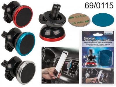 Magnetiga telefonihoidja autosse