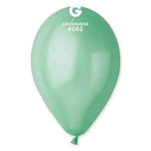 Kummist õhupall 30cm türkiis (50)