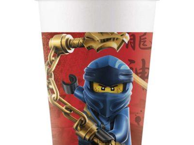Lego ninjago papptopsid 8tk 200ml