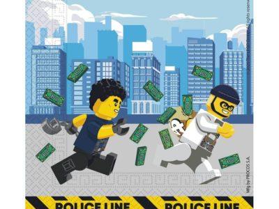 Lego salvrätikud 20 tk ,33*33cm