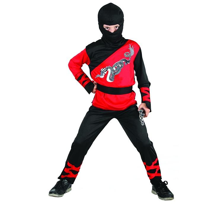 Laste kostüüm Ninja 120/130cm